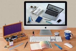 Communication, En Milieu De Travail, Imac, Bureau