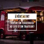 foodtruck belgique