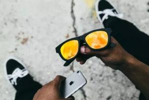 lunette-connectée
