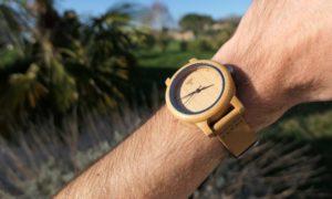 montres bois