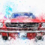 voiture années 60